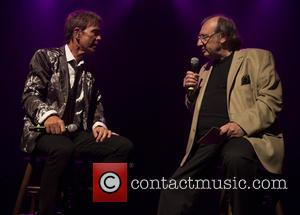 Cliff Richard and Phil Silverstone - Cliff Richard thanks his loyal fans in New York with free concert and Q&A...