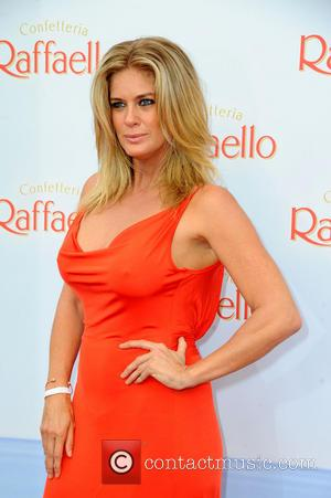 Rachel Hunter - Raffaello Summer Day 2014 at Kronprinzenpalais in Mitte - Arrvials - Berlin, Germany - Saturday 21st June...