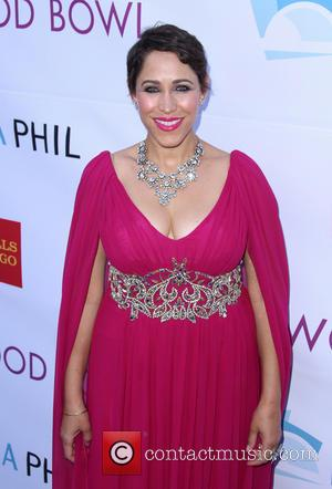China Forbes - Hollywood Bowl Opening Night and Hall of Fame Inductions - Hollywood, California, United States - Saturday 21st...