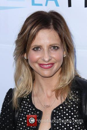 Sarah Michelle Gellar Slams No Bra Day
