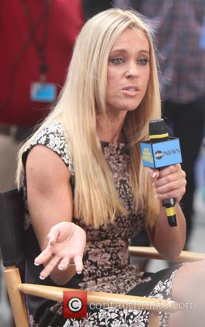 Kate Gosselin - Kate Gosselin at  Good Morning America to talk about 2-part special Kate Plus 8: The Sextuplets...