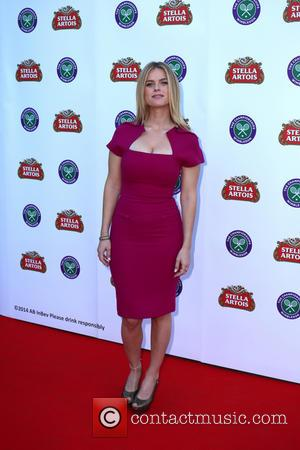 Alice Eve - Stella Artois hosts an exclusive launch party at Cannizaro House to celebrate the recent announcement that Stella...