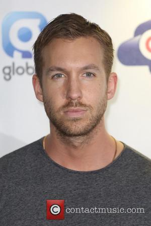 Calvin Harris - Capital FM Summertime Ball 2014 held at Wembley Arena - Arrivals - London, United Kingdom - Saturday...