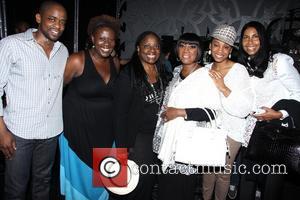 Dule Hill, Capathia Jenkins, Latanya Richardson Jackson, Patti Labelle, Anika Noni Rose and Cookie Johnson