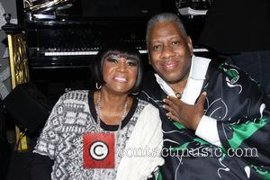 Patti LaBelle and Andre Leon Talley