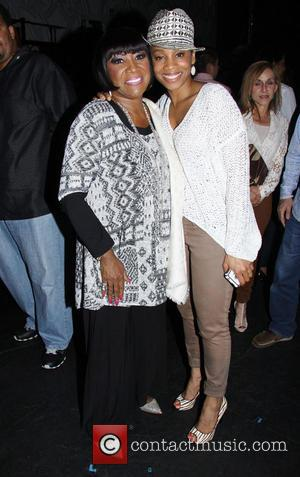 Patti LaBelle - Backstage at Broadway's After Midnight