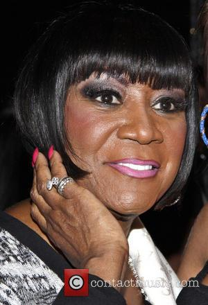 Patti LaBelle - Backstage at the Broadway musical After Midnight at the Brooks Atkinson Theatre. - New York, New York,...