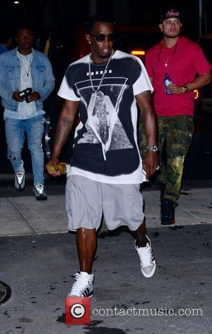 Sean 'Diddy' Combs - DJ Irie's Birthday party at E11EVEN - Miami Beach, Florida, United States - Sunday 22nd June...