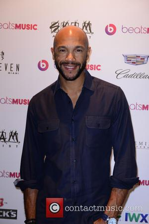 Stephen Bishop - DJ Irie's Birthday party at E11EVEN - Miami Beach, Florida, United States - Sunday 22nd June 2014