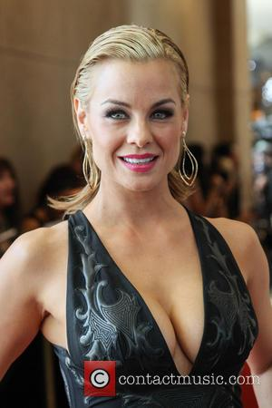 Jessica Collins - The 41st Annual Daytime Emmy Awards at The Hilton Hotel - Beverly Hills, California, United States -...