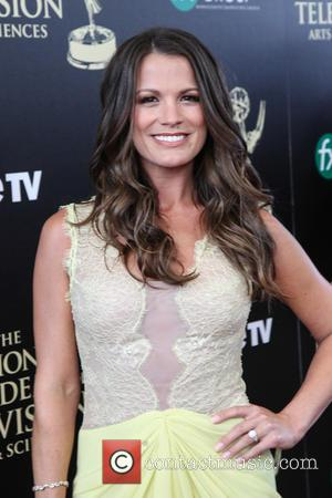 Melissa Claire Egan - The 41st Annual Daytime Emmy Awards at The Hilton Hotel - Beverly Hills, California, United States...