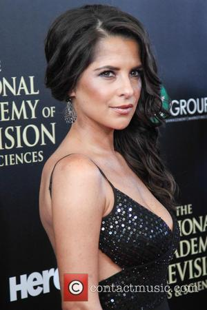 Kelly Monaco - The 41st Annual Daytime Emmy Awards at The Hilton Hotel - Beverly Hills, California, United States -...