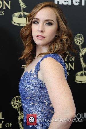 Camryn Grimes - The 41st Annual Daytime Emmy Awards at The Hilton Hotel - Beverly Hills, California, United States -...