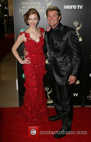 Ashlyn Pierce and Winsor Harmon