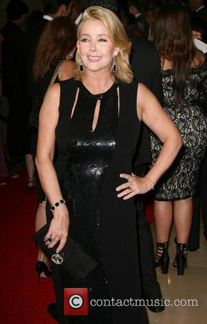 Melody Thomas Scott - 2014 Daytime Emmy Awards - Arrivals held at Beverly Hilton Hotel - Los Angeles, California, United...