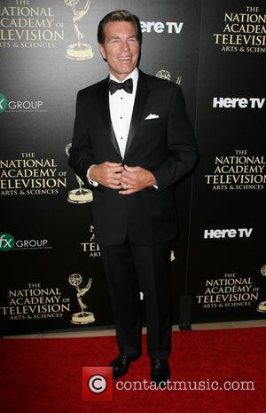 Peter Bergman - 2014 Daytime Emmy Awards - Arrivals held at Beverly Hilton Hotel - Los Angeles, California, United States...