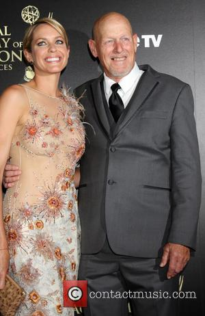 Arianne Zucker and Bary Zuckerman - Daytime Emmy Awards 2014 held at The Beverly Hilton Hotel - Arrivals - Beverly...