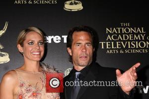 Arianne Zucker and Shawn Christian