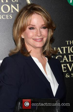 Deidre Hall - Daytime Emmy Awards 2014 held at The Beverly Hilton Hotel - Arrivals - Beverly Hills, California, United...