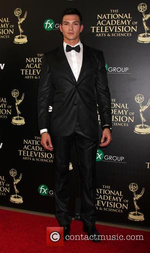 Rob Scott Wilson - Daytime Emmy Awards 2014 held at The Beverly Hilton Hotel - Arrivals - Beverly Hills, California,...