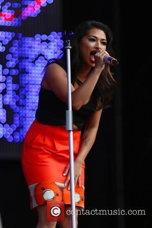 Vanessa White - The Saturdays perform at North East Live 2014 - Sunderland, United Kingdom - Sunday 22nd June 2014
