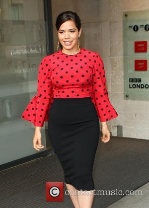 America Ferrera - Celebrities at BBC Radio 1 - London, United Kingdom - Monday 23rd June 2014