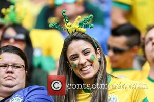 Fifa World Cup, Cameroon, Brazil and Atmosphere