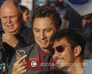 Zach Braff - Premiere of Focus Features' 'Wish I Was Here' - Outside Arrivals - Los Angeles, California, United States...