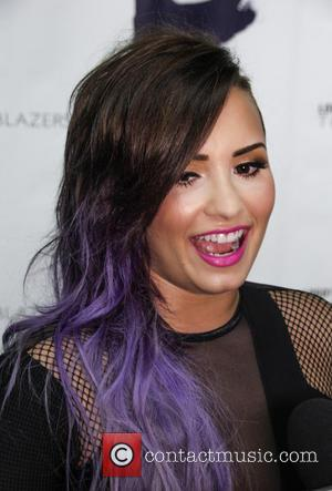 Demi Lovato - LOGO TV's 1st Annual Trailblazers - Arrivals