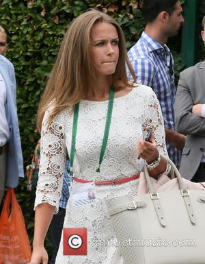 Kim Sears - 2014 Wimbledon Championships at the All England Club - Day 1 - Celebrity Sigtings - London, United...