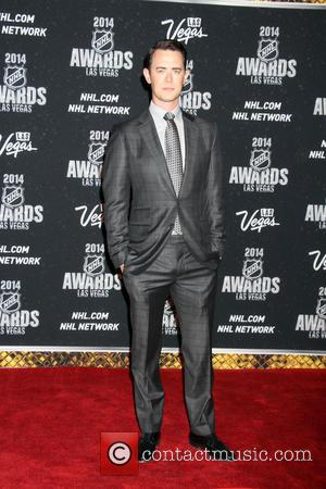 Colin Hanks - 2014 NHL Awards held at the Wynn Showroom inside Wynn Las Vegas - Red Carpet Arrivals -...