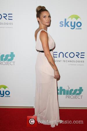 Eden Sassoon - 5th Annual Thirst Gala hosted by Jennifer Garner in partnership with Skyo and Relativity's \Earth To Echo\...