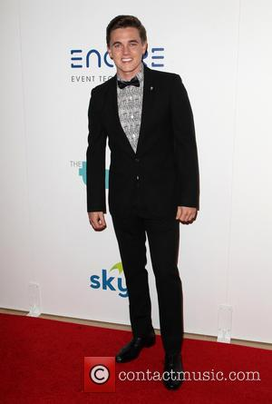 Jesse McCartney - 5th Annual Thirst Gala hosted by Jennifer Garner in partnership with Skyo and Relativity's \Earth To Echo\...