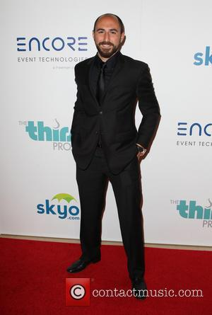Michael Rossi - 5th Annual Thirst Gala hosted by Jennifer Garner in partnership with Skyo and Relativity's \Earth To Echo\...