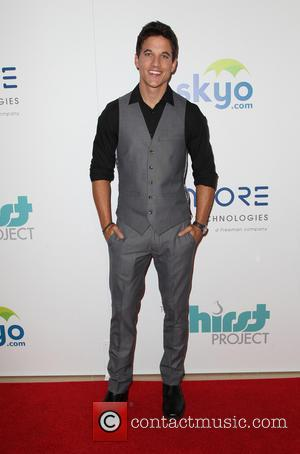 Mike C Manning - 5th Annual Thirst Gala hosted by Jennifer Garner in partnership with Skyo and Relativity's \Earth To...