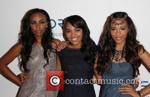 Sierra McClain, China McClain and Lauryn McClain - 5th Annual Thirst Gala hosted by Jennifer Garner in partnership with Skyo...
