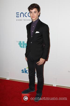 Teo Halm - 5th Annual Thirst Gala hosted by Jennifer Garner in partnership with Skyo and Relativity's \Earth To Echo\...