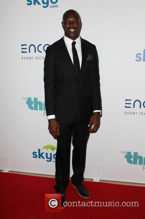 Terrell Owens - 5th Annual Thirst Gala hosted by Jennifer Garner in partnership with Skyo and Relativity's \Earth To Echo\...