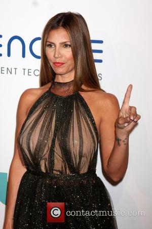 Charisma Carpenter - 5th Annual Thirst Gala hosted by Jennifer Garner in partnership with Skyo and Relativity's \Earth To Echo\...