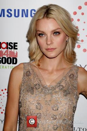 Jessica Stam - 2nd Annual \Discover Many Hopes Gala\ at the Canoe Studio - New York City, New York, United...