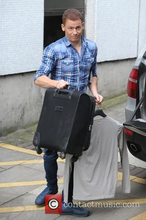 Joe Swash - Joe Swash outside ITV Studios today - London, United Kingdom - Tuesday 24th June 2014
