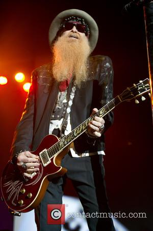 Billy Gibbons - ZZ Top performing live on stage at the Heineken Music Hall - Amsterdam, Netherlands - Tuesday 24th...