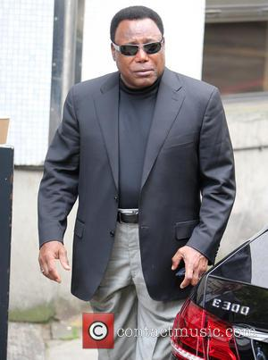 George Benson - George Benson outside the ITV studios - London, United Kingdom - Tuesday 24th June 2014