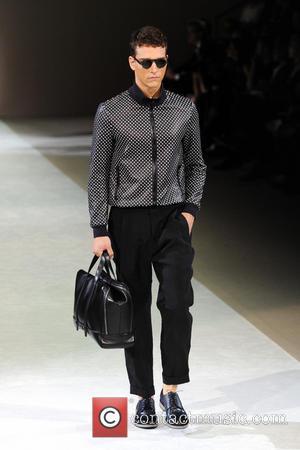 Milan Fashion Week Menswear, Spring, Summer and Giorgio Armani