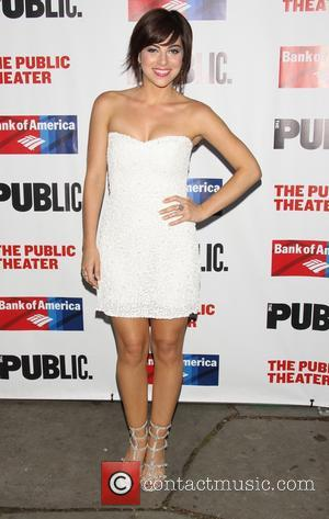 Krysta Rodriguez - The Public Theater Annual Gala at the Delacorte Theater - Arrivals - New York, New York, United...