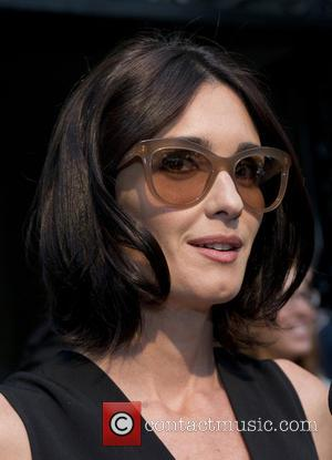 Paz Vega and Paz Campos Trigo - Celebrities attend the 'House of Sun' Pop-Up Boutique Opening - Arrivals - Madrid,...