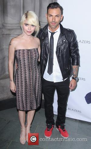 Taryn Manning and Chris Bedore