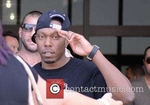 Dizzee Rascal - Isle of MTV Malta - Arrivals - Valletta, Malta - Wednesday 25th June 2014