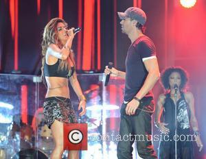 Enrique Iglesias and Nicole Scherzinger