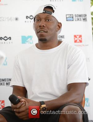 Dizzee Rascal - Isle of MTV Malta - Press Conference - Valletta, Malta - Wednesday 25th June 2014